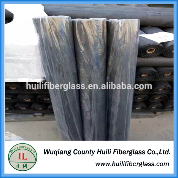 "PriceList for Fiberglass Fabrics - 72"" x 100′ ROLL CHARCOAL FIBERGLASS WINDOW SCREEN WIRE – Huili fiberglass"