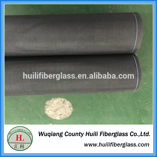 "72"" x 100′ ROLL CHARCOAL FIBERGLASS WINDOW SCREEN WIRE"
