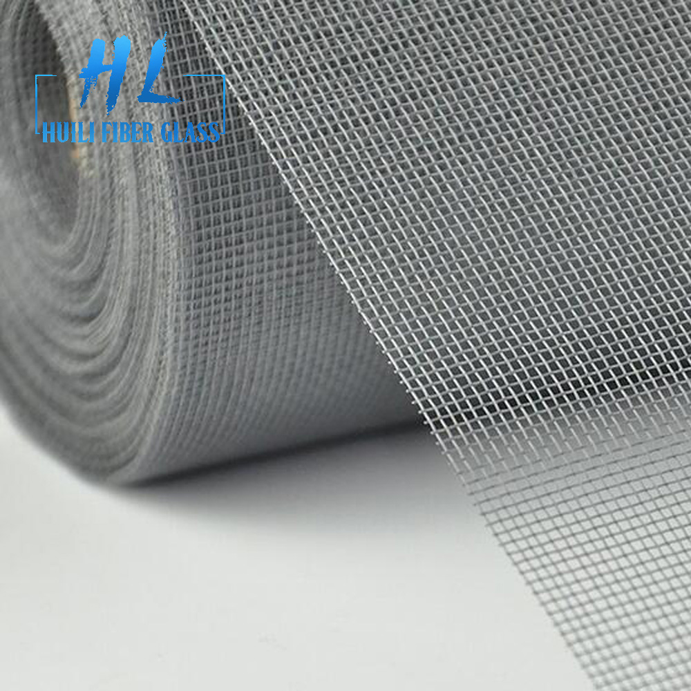 China OEM Fiberglass Pipe Price - 96 x 100′ PVC coated Fiberglass Patio Fly Screen Mesh – Huili fiberglass