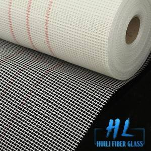 C glass Fiberglass Mesh Reinforce External and Internal Plaster Walls