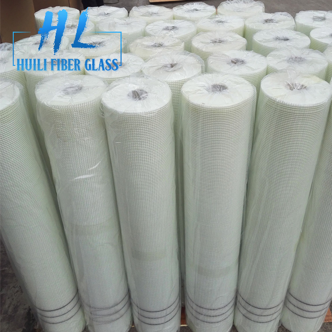 High Strength Alkali Resistance Fiberglass Mesh Cloth for Wall Materials