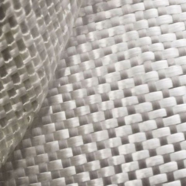 400g plain weaved fiberglass woven roving roll EWR400 for general application