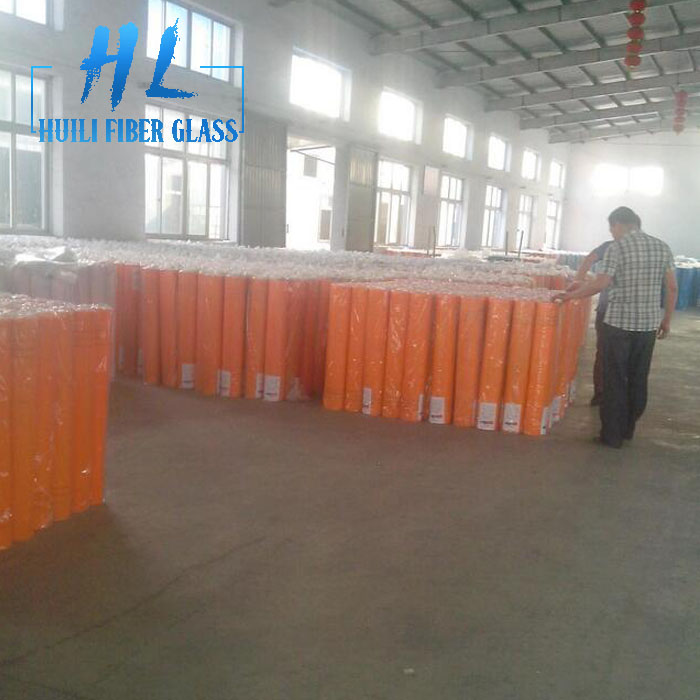 good strength heat insulation fiberglass mesh