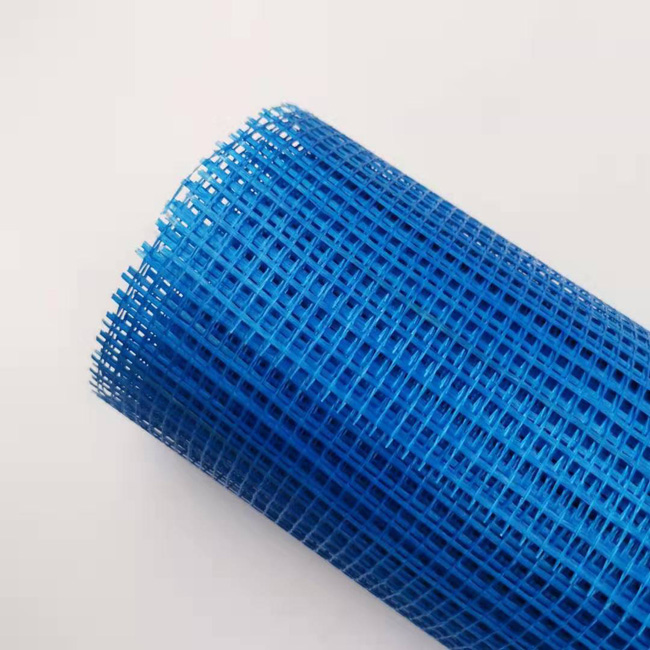 Chemical Corrosion Resistance Fiberglass Mesh Fabric For Prevent Cracks