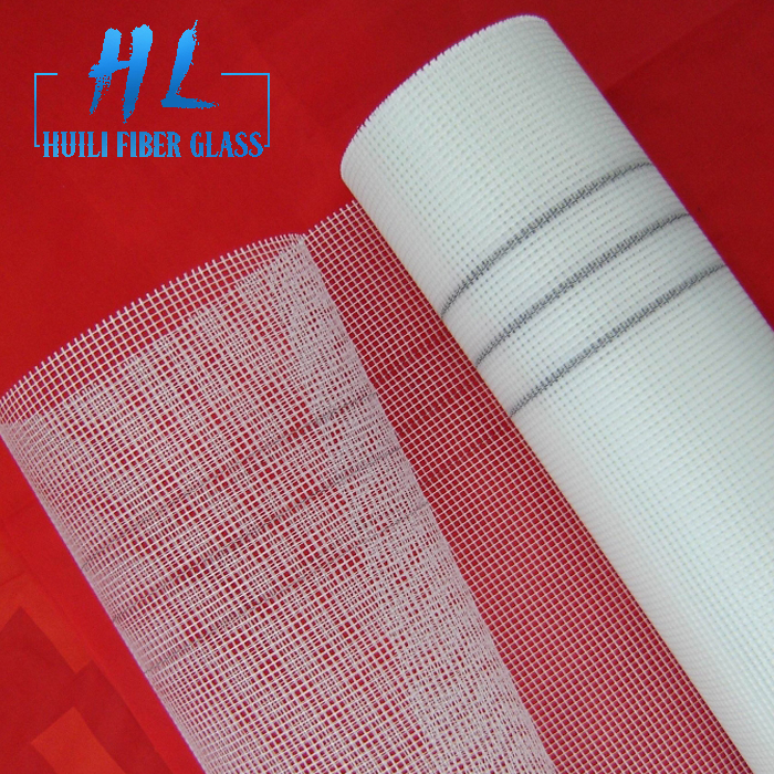 soft quality 145g 5x5mm roofing fiberglass mesh