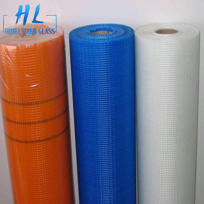 fiberglass mesh 4×4 160g/ m2 1x50m per roll used for buildings