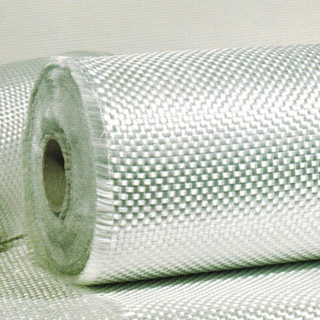 600g/m2 E-glass woven roving fiber glass for FRP products