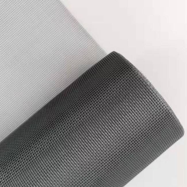 Standard vinyl coated fiberglass insect screen fly screening