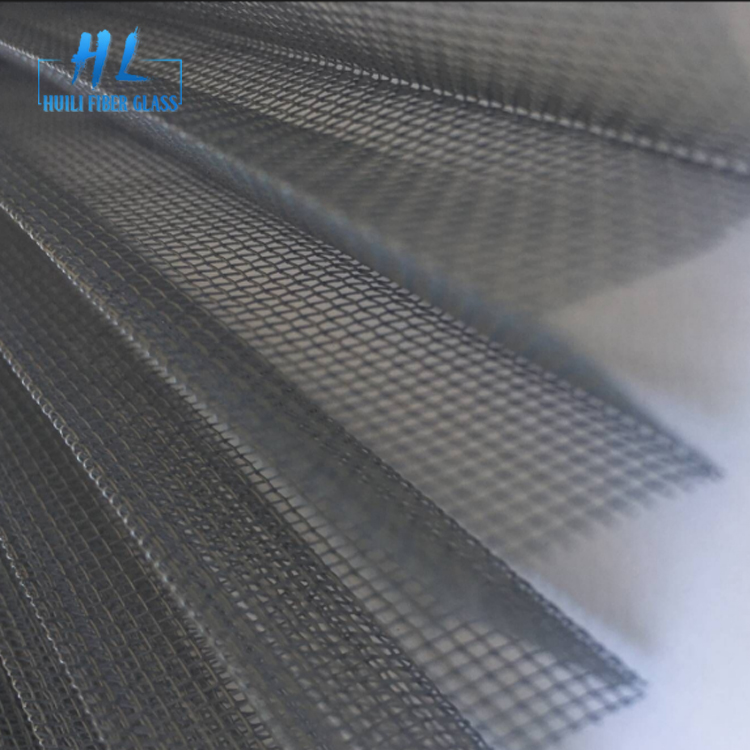 2.5m x 30m Grey Pleated Polyester Insect Screen Featured Image