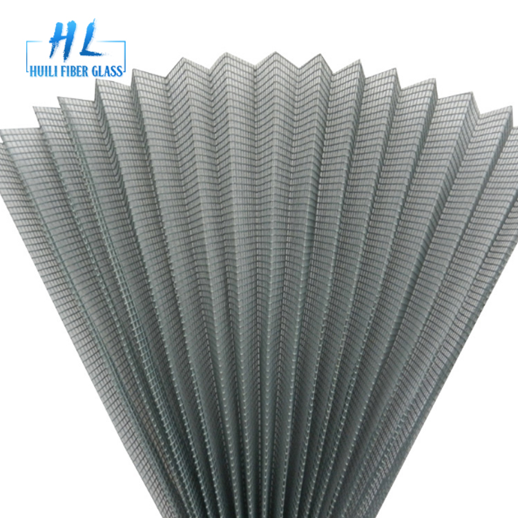 3.0m x 30m Polyester Pleated Insect Screen
