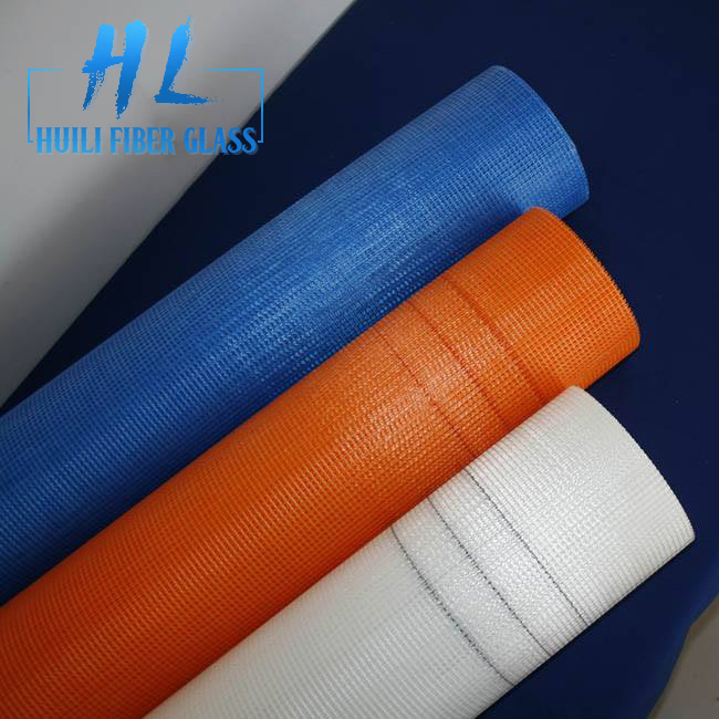 C-glass 1.8m*100m/roll Fiberglass Mesh For Stone Backing To Iran Market