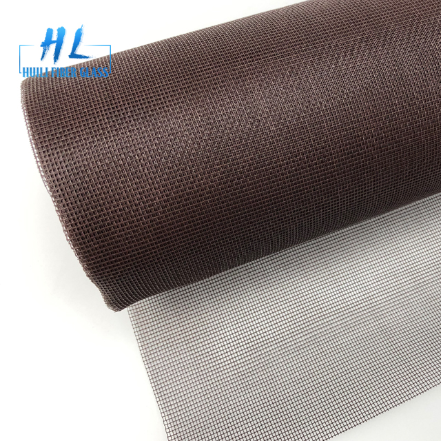 Different Color 18 x 16 Mosquito Protection Fiberglass Window Screen With Best Quality