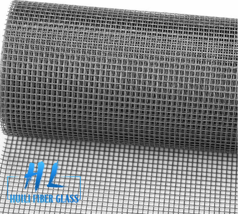 18*16 Mesh Mosquito Nets Roller Fiberglass Fly Insect Screen Roll Up Window Screen