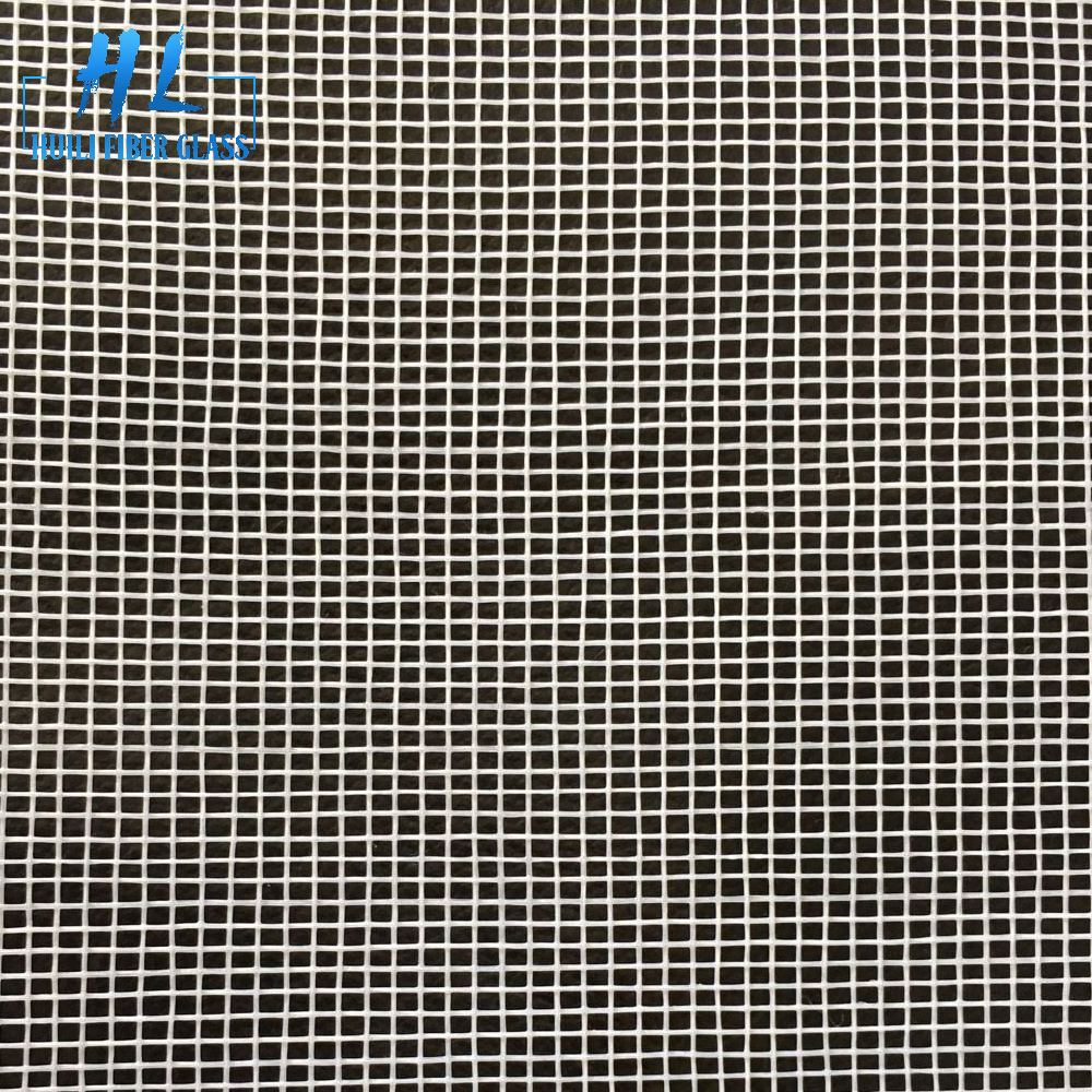 18×16 mesh pvc coated fiberglass window screen