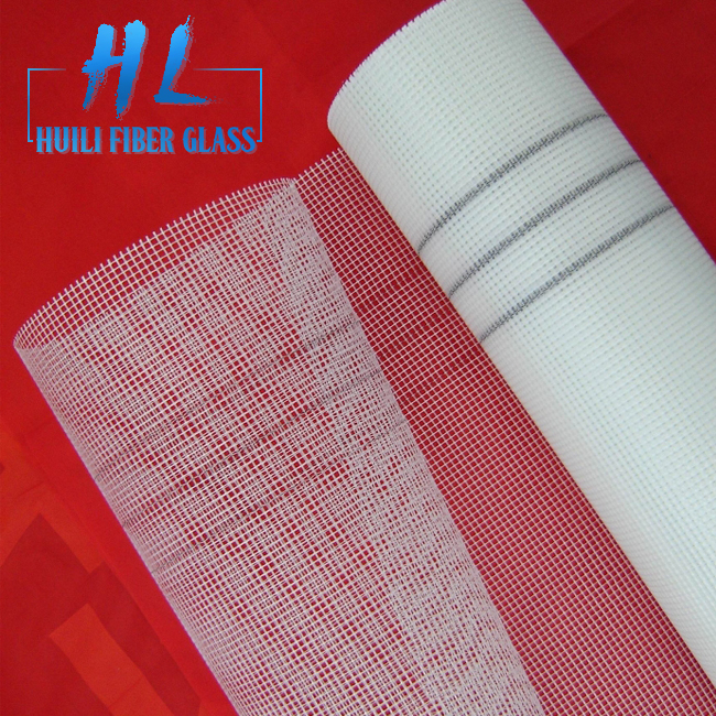 5x5mm 80GSM C glass Fiberglass Mesh