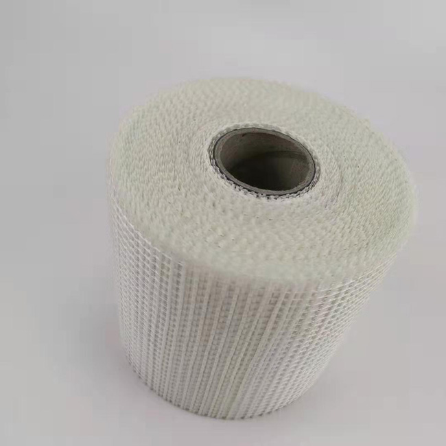 145GSM Alkali proof fibre glass mesh in thermal insulation system