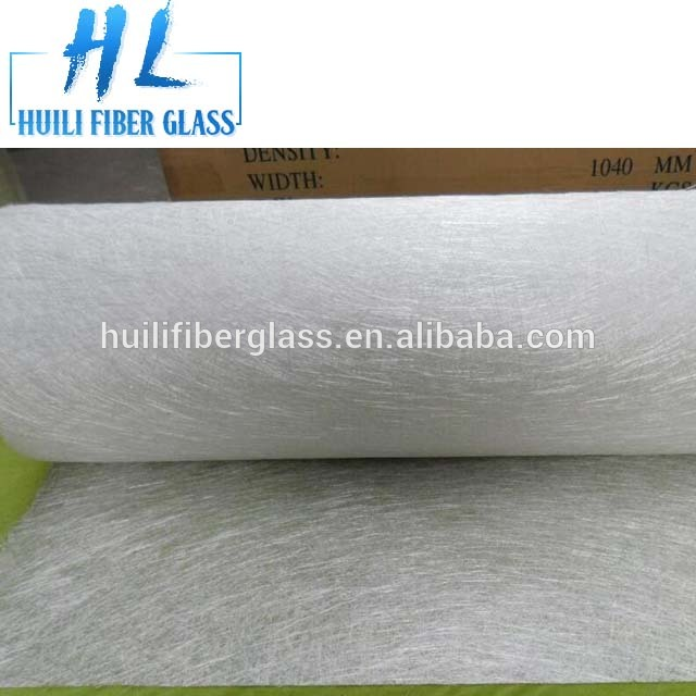 Fiberglass Chopped Strand Mat for repairing fiberglass boat cooling tower