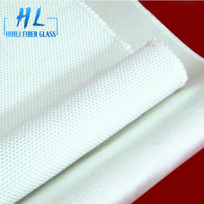 High Strength Glass Fibre Textile Silicone Coated Fiberglass Fabric Featured Image