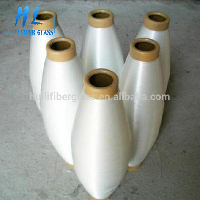 C-Glass Type Fiberglass Yarn For Meshes Used In Wall Reinforcement
