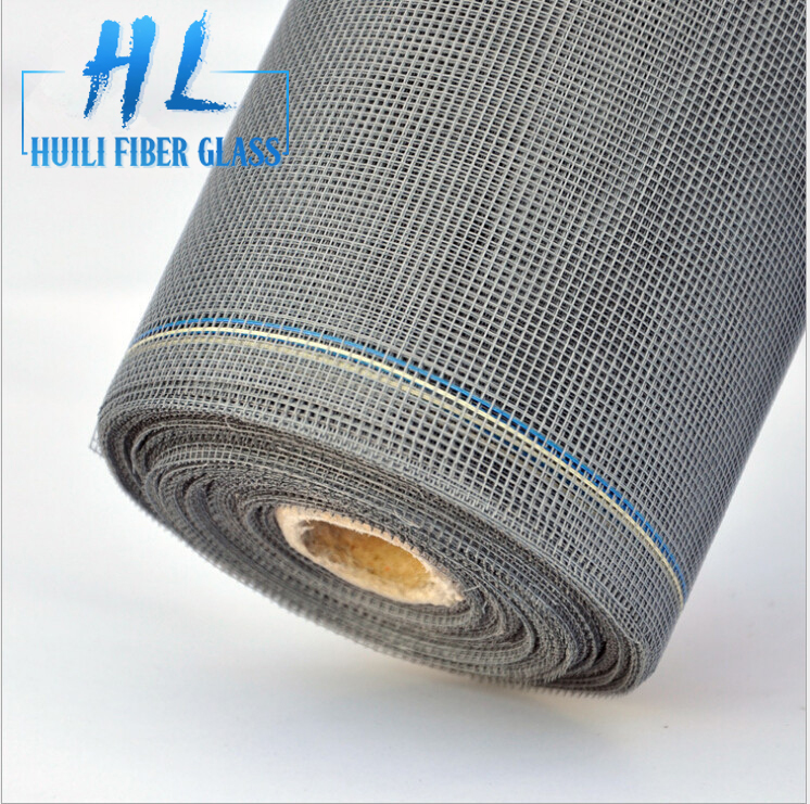 Fiberglass Mosquito Window Mesh Screen From Huili Factory