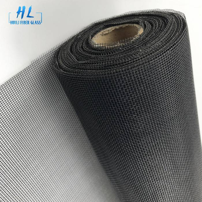 "36"" x 100' fiberglass 18×16 standard window screen roll"