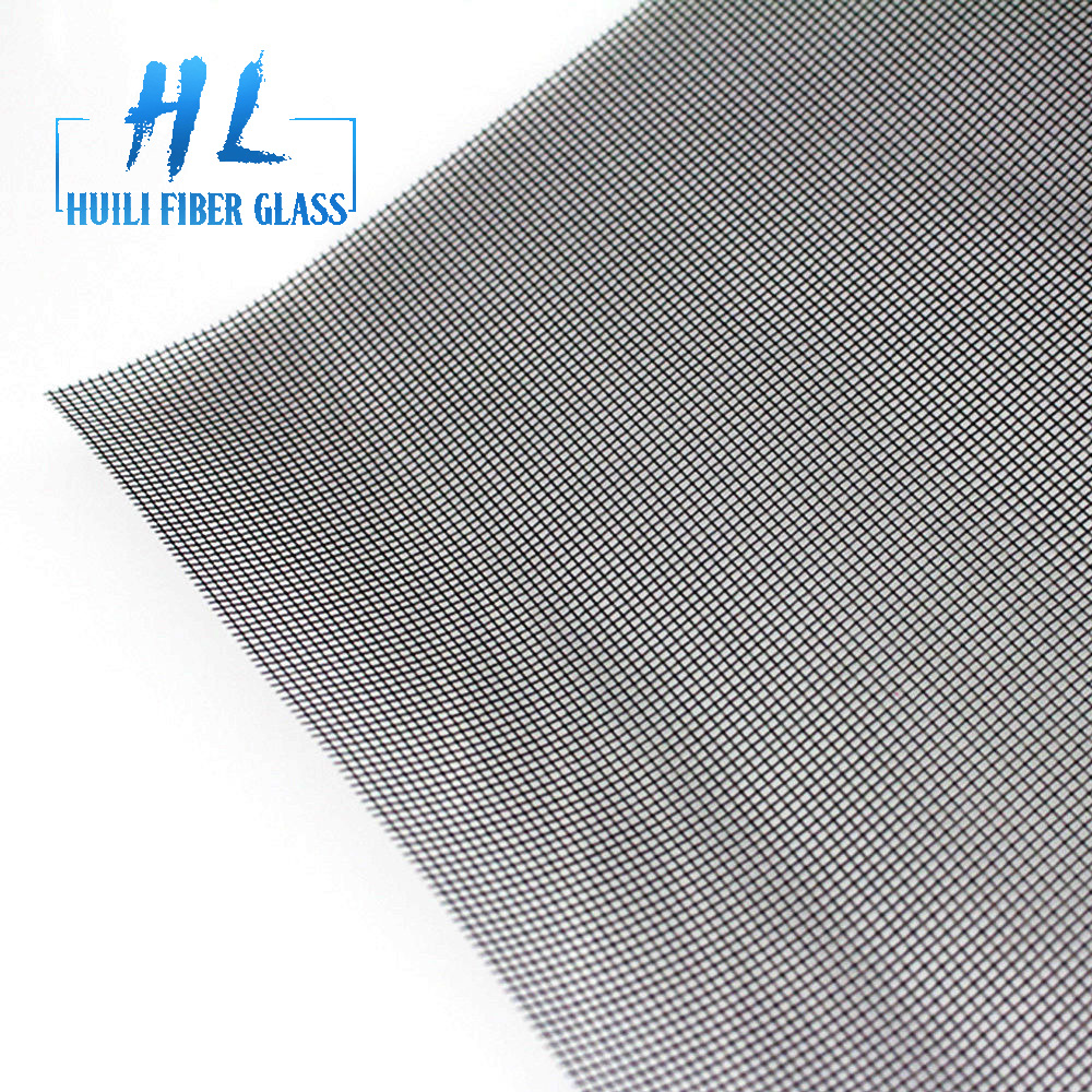 pvc coated fiber glass mosquito netting for window and door