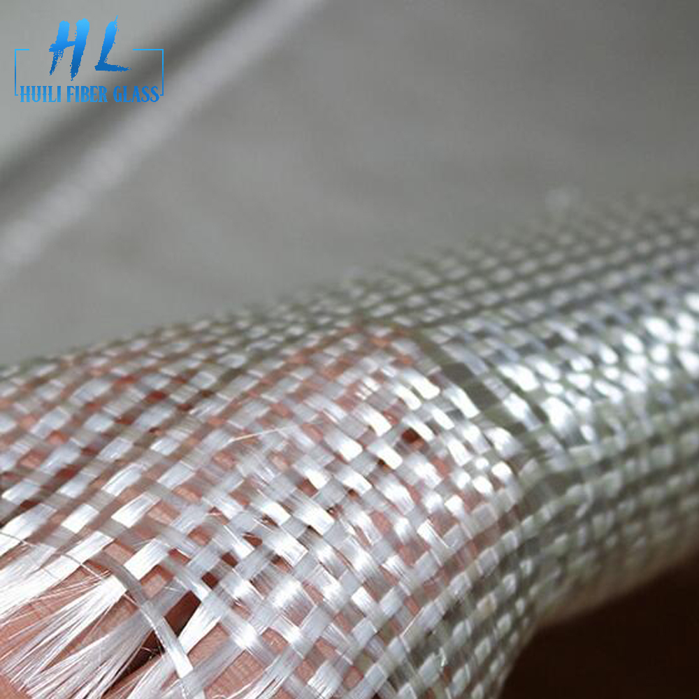 100m per roll 320g/m2 fiberglass woven cloth for epoxy resin