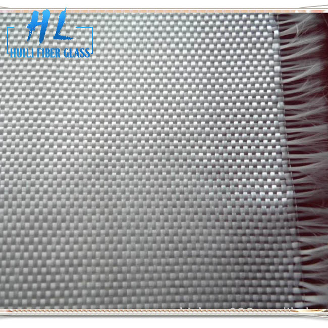 Factory price good quality silicone rubber coated fireproof fiberglass fabric Featured Image