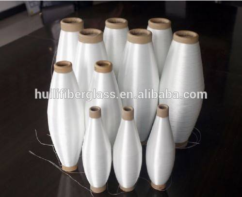 Good Heat Insulation Fiberglass Yarn use for Fiberglass fabric cloth
