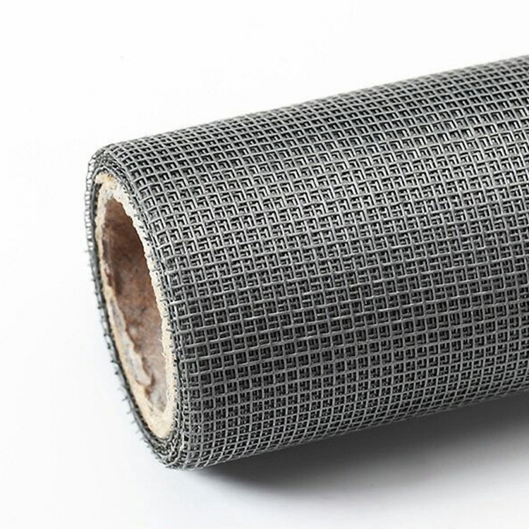 18×16 PVC coated Fiberglass Window Screen Netting screen