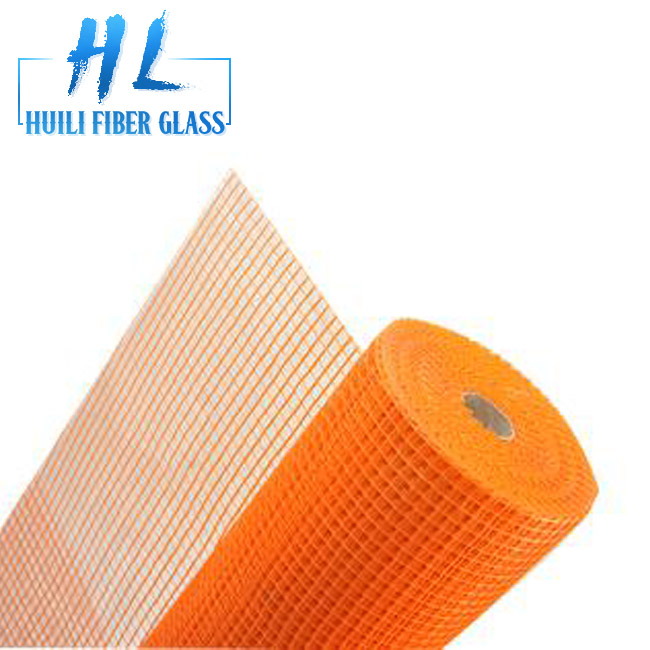 4 x 4mm 165g Fiberglass Mesh Coated With  Emulsion