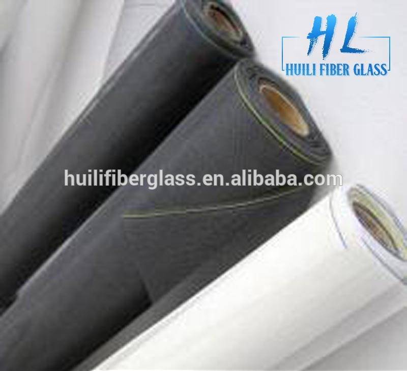 Factory price of mosquito&insect pervention fiber glass mesh window screen/fiber glass vertical rolling mosquito window
