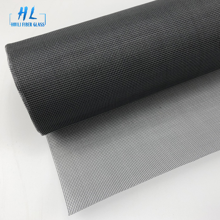 1.8m Wide Grey Fiberglass Fly Screen For Insect Protection
