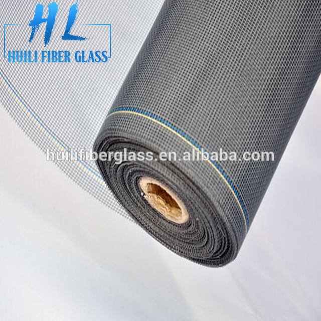 China anti fly insect 115g fibre glass mesh screen for window