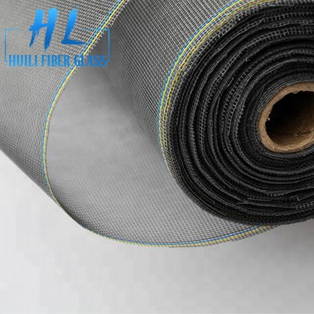 Hot sale fiberglass pleated screen mesh/window screen factory price