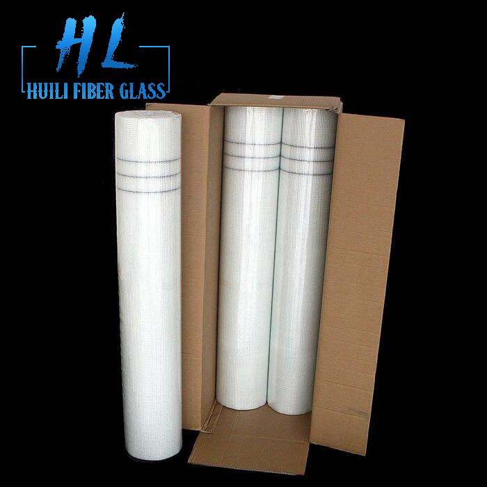 wholesale supplier 145g / 160g soft quality fiberglass mesh