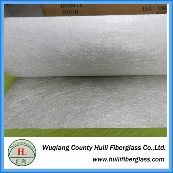 Powder/ Emulsion fiberglass chopped strand mat for cooling tower boat building auto parts roof panel