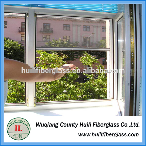 Patio Enclosure Screen Wall Fiberglass Screen white color fiberglass window screen
