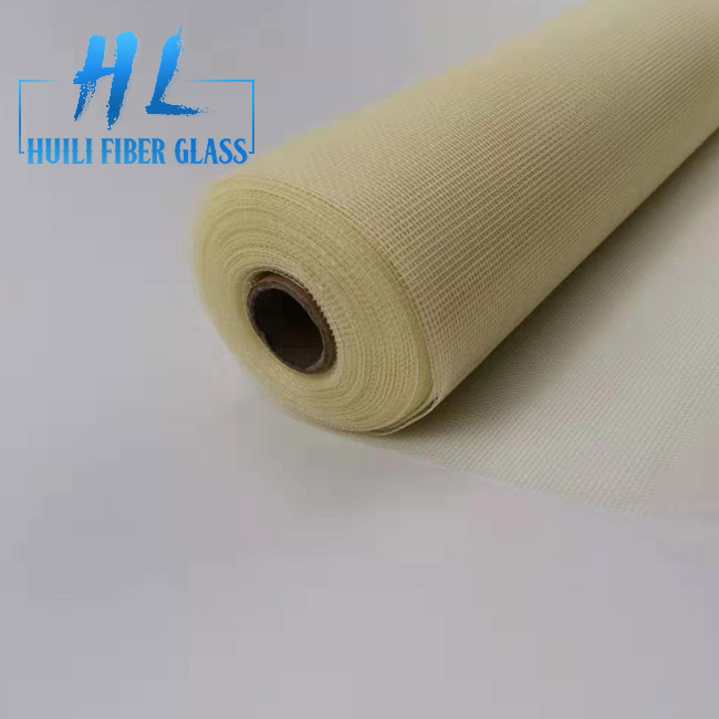 Ivory color fiberglass insect screen 16*14 17*14 mosquito mesh net
