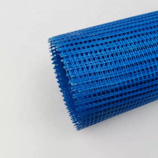 60g—160g Fiberglass Mesh Used In Construction and Maintenance
