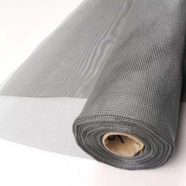 18*16 110g Fiber Glass Plain Mesh Fiberglass Mosquito Screen