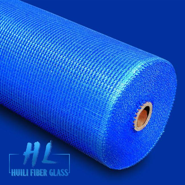 Alkaline resistant fiberglass mesh fabric for waterproofing mosaic to turkey