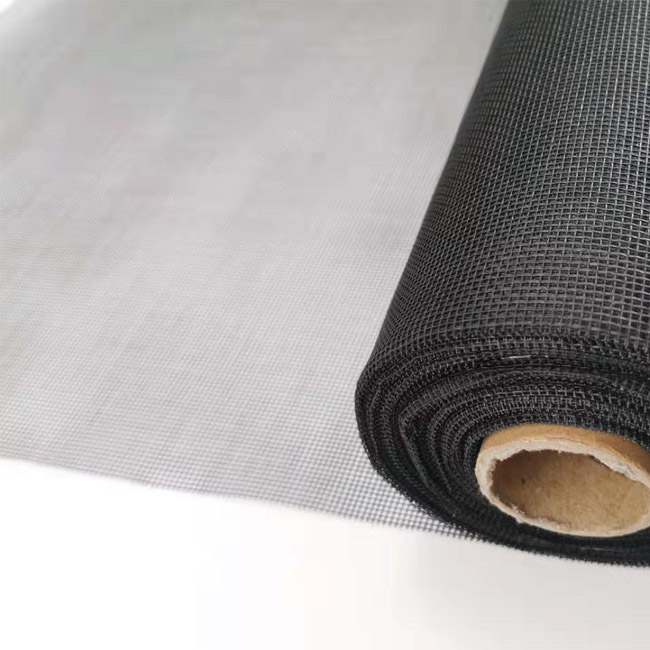Fiberglass Screen grey white black Color mosquito netting
