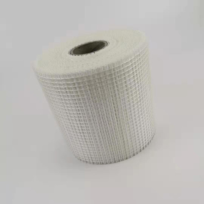 4x4mm 5x5mm white color glass fiber mesh 90gsm