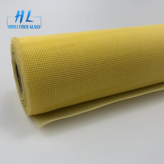 Factory Price 18*16 Fiberglass Mosquito Window Net Fiberglass Insect Screen Mesh