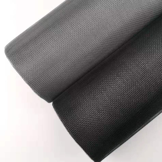 HuiLi/0.013 0.009 inch yarn charcoal color fiberglass screening Featured Image