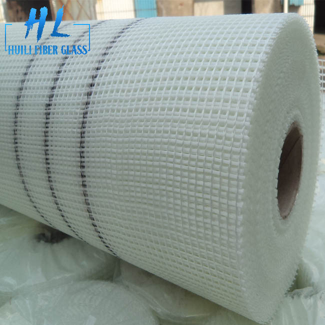 fiberglass mesh 4×4 160g/ m2 1x50m per roll used for buildings Featured Image