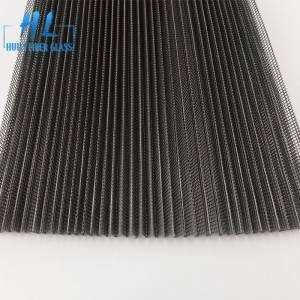 Light Weight Plisse Insect Screen With Good Chemical Stability Erosion – Resistant