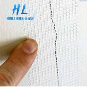 Self Adhesive Fiberglass Mesh Tape for Plasterboard, Gypsum Board, Wallboard