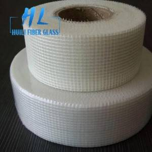 3x3mm 60g Self adhesive Fiberglass Mesh Tape for Construction Drywall Joint